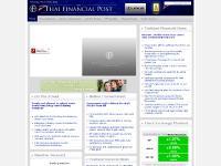 Thai Financial Post|Thailand's Financial News Portal