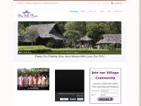 thaisilkmagic.com handmade silk, natural silk, silk scarf