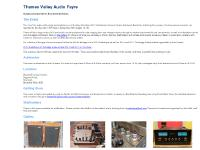 Thames Valley Audio Fayre