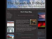 The Aroostook F-Stops - Blog