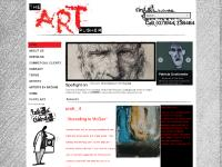 theartpusher.co.uk Peter, Howson, paintings