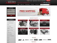 Auto Parts Super Store Home Page