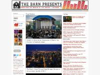Chicago Live Music Blog - Infographics News Streams Downloads Statistics - The Barn Presents