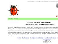 Beneficial Insects & Biological Pest Control
