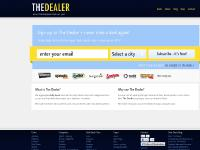 The Dealer : Find all the daily deals that suit you!