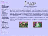 thedollworks.net Antique Dolls - Bisque & China Head, Antique Dolls - Non-Bisque, Antique Doll Accessories & Furniture