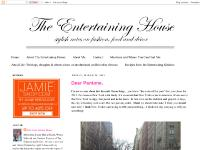 the entertaining house