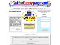 The Funny Pages - Cartoon Caption Contest, Free Daily Cartoons, High Resolution Royalty Free Print Cartoons