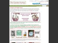 The Garden Factory - Buy Gardening Supplies, Garden Gifts & Garden Care Products