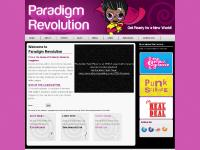 Paradigm Revolultion - The home of Dr Manjir Samanta-Laughton. » Paradigm Revolution