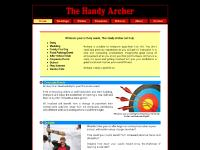 thehandyarcher.co.uk Archery Yorkshire Corporate School Party Fun Lesson T