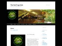 The Hot Frog Cafe
