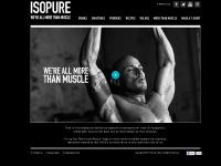theisopurecompany.com isopure, muscle, gain