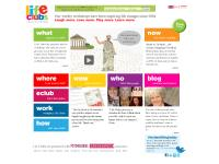 thelifeclubsfunnel.co.uk Group life coaching, self-help, self-improvement