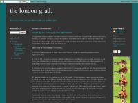 the london grad.
