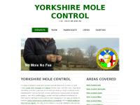 themoleman.co.uk Mole Control York, Mole Control Harrogate, Mole Control Leeds