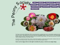 thepeonysociety.org - thepeonysociety