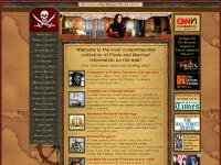 Illustrated Guide to Knots, Nautical & Pirate Weapons, Rum University!, Pirate Clothing & Costumes
