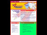 The Reading Rocket - Launching your child's reading
