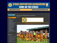 Welcome to the Stags Supporters Association