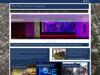 thewaterfeaturecompany.co.uk Homepage, Services, Portfolio