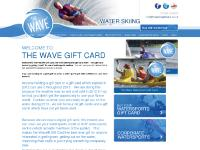 Wave Gift Card • Corporate Sailing Events, Jet Skiing Experience and Sailing