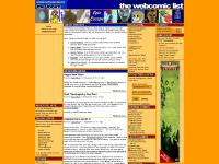 The Webcomic List - Online Comics