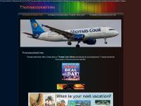 thomascookairlines.ca Thomascookairlines, Thomascookairlines Sell Offs, Thomascookairlines Reservations