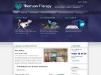 Welcome to Thomson Therapy