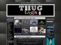 ThugTags.com - Hip Hop & Urban Comments & Profile Graphics for MySpace, Hi5, Orkut, Friendster