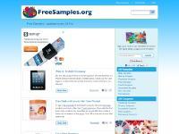 thunderfap.com free stuff, freebies, free samples