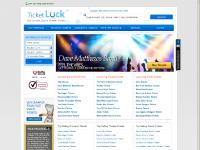 Sports Tickets, Concert Tickets & Theatre Tickets: TicketLuck UK