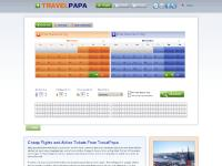 Cheap Flights, Tickets, Airfare and Airline Deals | TravelPapa
