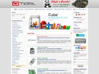 tigal.com Products, Helpdesk, Wiki