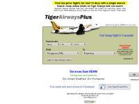 tigerairwaysplus.com air tickets, Malaysia - Kuala Lumpur, Penang