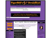 Tiger Bill's Drum Beat drum blog site for Expert Advice on Drumming and Percussion.