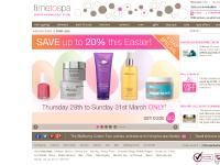 timetospaoutlet.co.uk luxury skincare, bodycare, spa beauty care products
