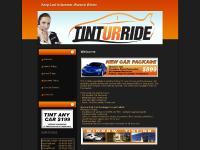 Tint Ur Ride: Newcastle Window Tinting