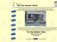 Tip Top Atomic Shop Vintage Clothing and Retro House Furnishings