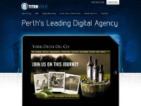 Web Design Perth, SEO Company, Digital Agency Perth, Web Designers - Titan Web
