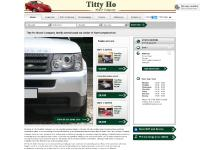 Used Cars Raunds, Used Car Dealer in Northamptonshire | Titty Ho Motor Company