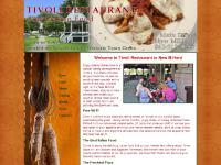 Tivoli Restaurant - Classic Italian Food New Milford's Premier Italian Restaurant