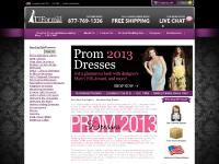Prom Dresses - Short Dress & Formal Gowns for 2012 by TJ Formal