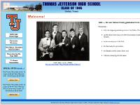 tjhs1965.com TJHS 1965Home Page, ClassmateDirectory, The Pitmen - Reunited DVD/CD Offer!