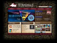 tjrockwells.com Rockwells, T.J. Rockwell's, Outdoor Dining