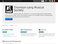tlms.net What's On, Rehearsal Schedule, Auditions
