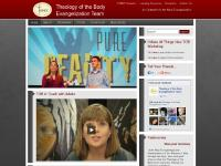 tobet.org Theology of the Body, Theology of the Body Evangelization Team, Monica Ashour