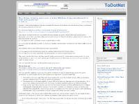 ToDotNet | Convert.ToDotNet(InstanceOfWorld)