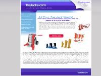 toejacks.com Toe Jacks, Professional Toe Jacks, Rigging