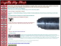 togenenterprises.com fly tying materials,fly fishing supplies,togen fly tying hooks